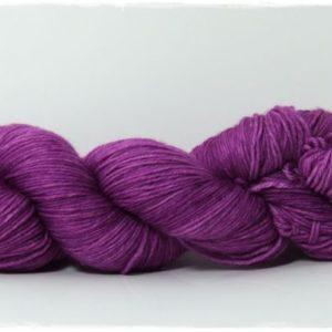 Red Violet Merino-Sockenwolle 4-fach von Wollelfe