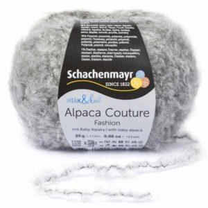 Alpaca Couture 00090 Hellgrau von Schachenmayr