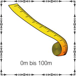0 - 100m je 100g