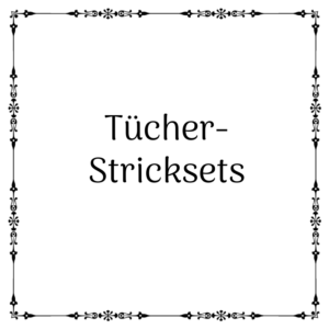 Strickset Tücher