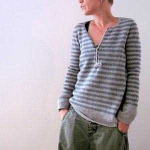 Strickset zur Anleitung drijfhout von Isabell Kraemer