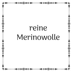 reine Merinowolle