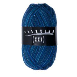 Mehrfarbige Sockenwolle