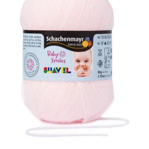 Baby Smiles Suavel 07520 zart rosa von Schachenmayr