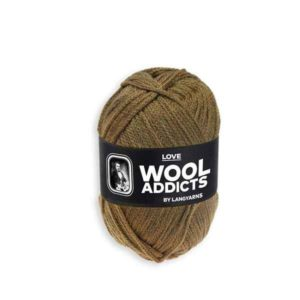 Wooladdicts Love 0015 von Lang Yarns