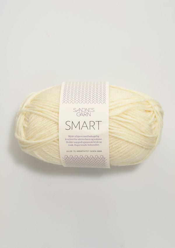 Smart col 1002 von Sandnes Garn