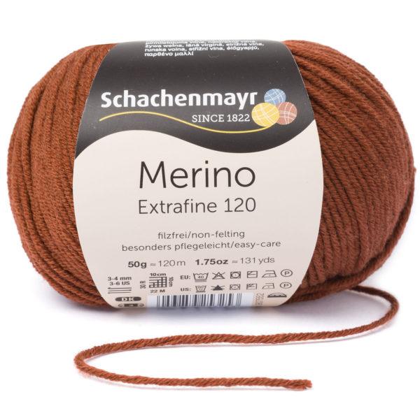 Merino Extrafine 120 00107 von Schachenmayr