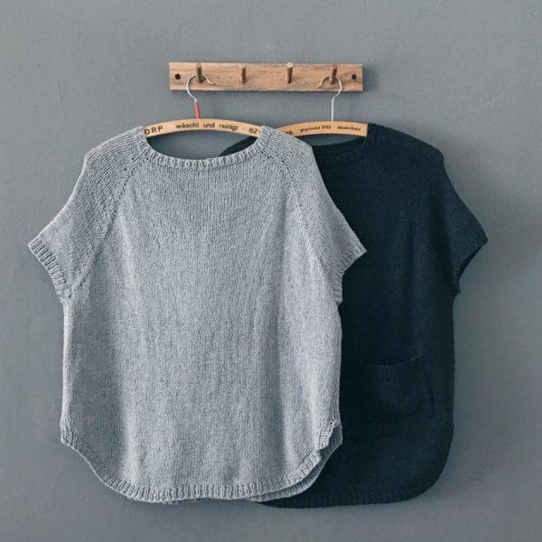 Strickanleitung Eezra Shirt von Rosa P
