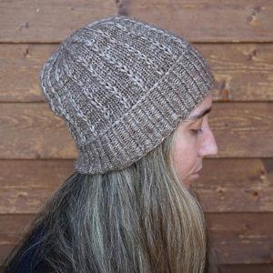 Strickanleitung Towards North Hat von Asita Krebs / sidispinnt