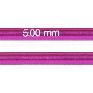 KnitPro Zing Rundstricknadelspitzen