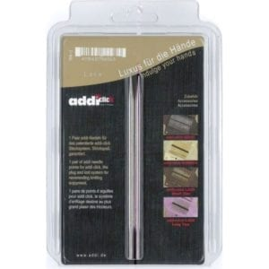 addiClick Lace long Nadelspitzen 3,50-8,00 mm