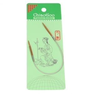 ChiaoGoo Rundstricknadel Circulars Bamboo Patina 2,00 - 10,00mm