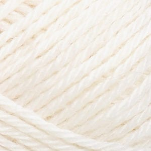 Alpakka col.1001 white von Sandnes Garn