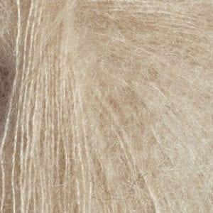 Tynn Silk Mohair col.3021 light beige von Sandes Garn