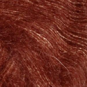 Tynn Silk Mohair col.3554 rust von Sandes Garn