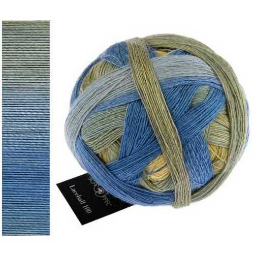 Lace Ball 100 2436 Waldmeister von Schoppel Wolle