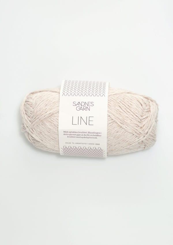 Line col.1015 kitt von Sandnes Garn