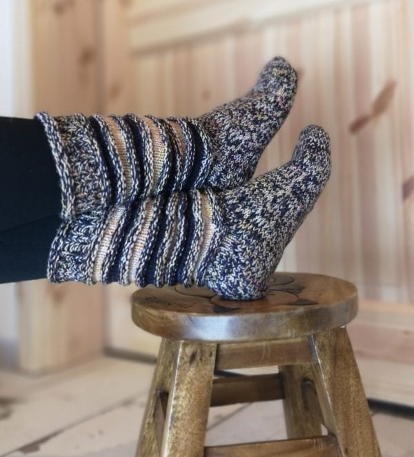Stricksocken