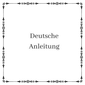 Deutsche Anleitungen