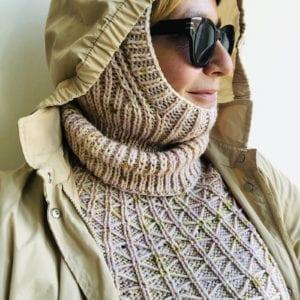 Strickanleitung Matching Balaclava von Katrin Schubert
