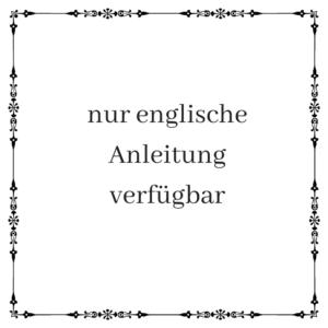 Nur englische Anleitung verfügbar
