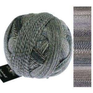 Crazy Zauberball 2428 Schlammpackung von Schoppel Wolle