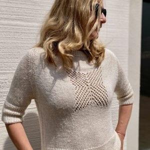 Strickanleitung SwimmingPoolShirt von Katrin Schubert